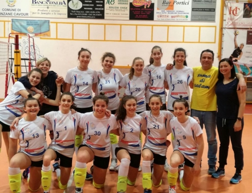 Under 14: El Gall vs L'AlbaVolley Junior