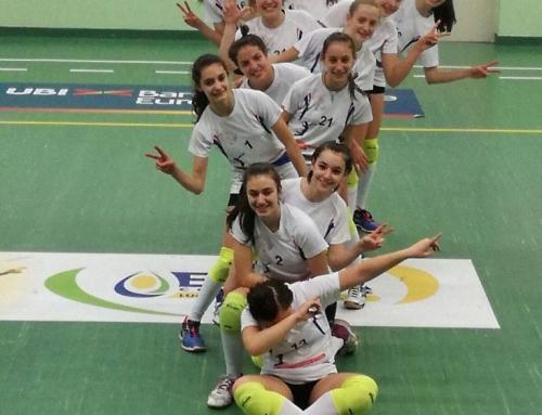 Under 14: Semifinale Cuneo vs El Gall