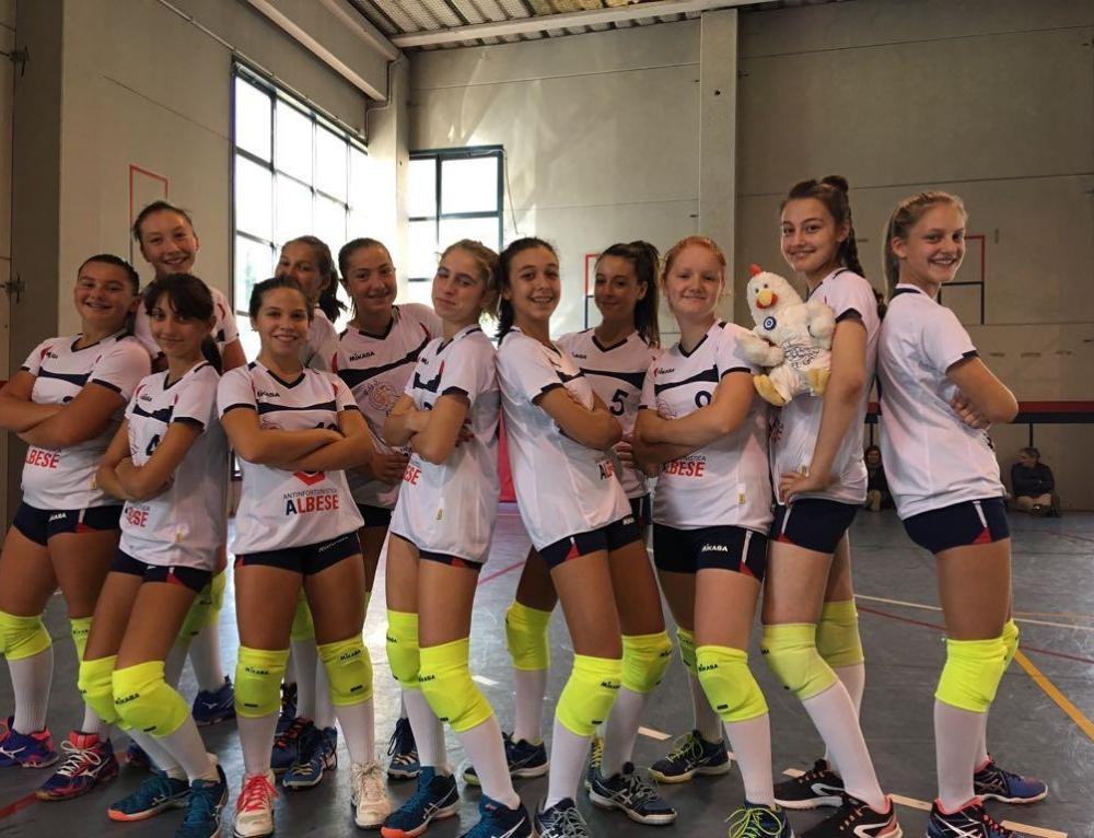 Under 14: Torneo Occiminiano