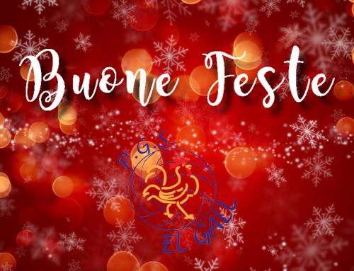 Riepilogo weekend 21-23 Dicembre 2018