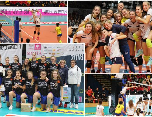 UNDER16 REGIONALE a Modena festeggia alla grande la chiusura di un 2018 fantastico!