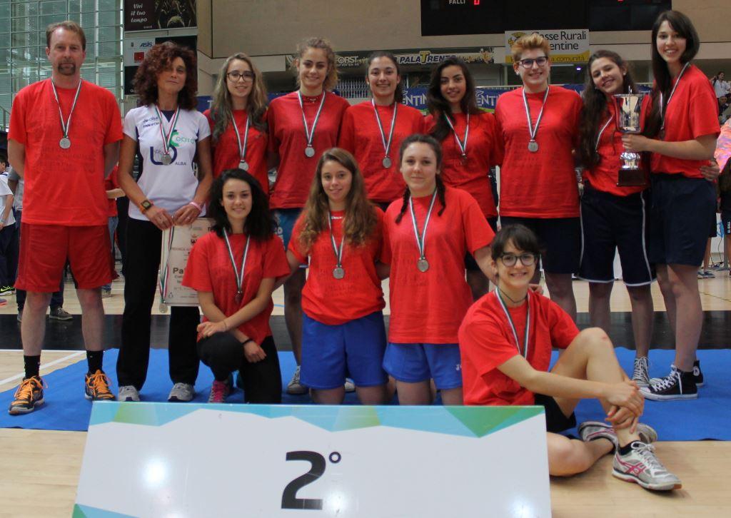 Campionati nazionali studenteschi di pallavolo