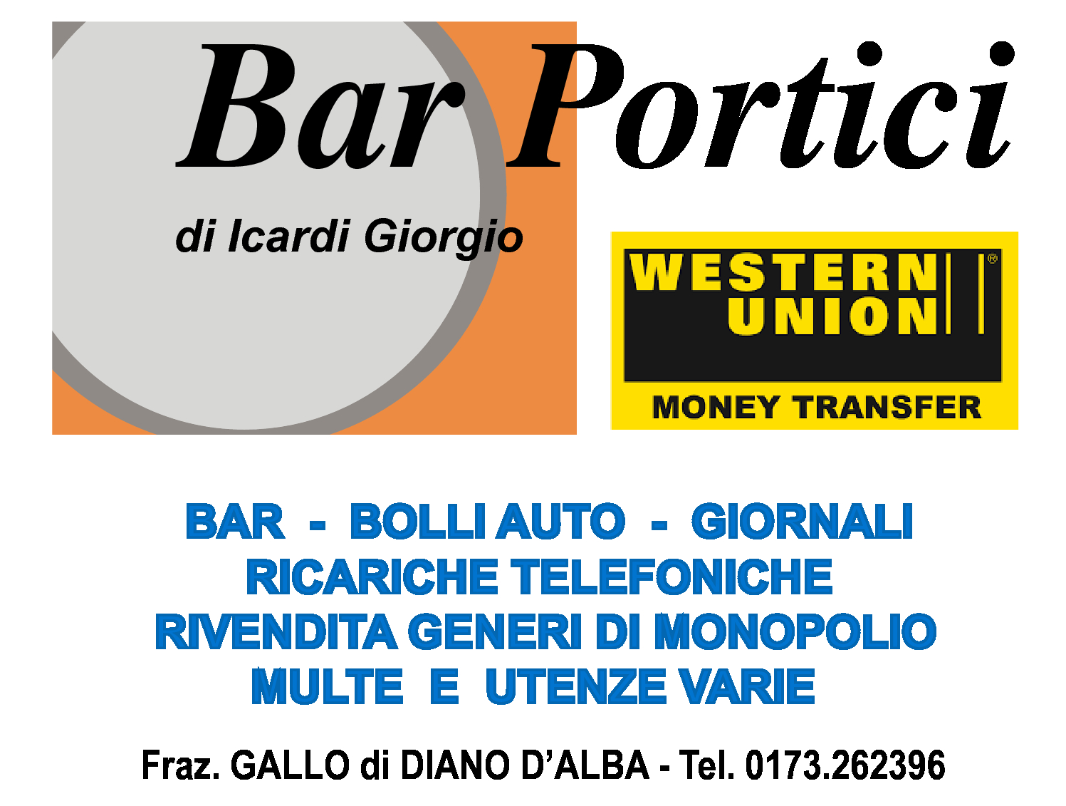 Bar Portici