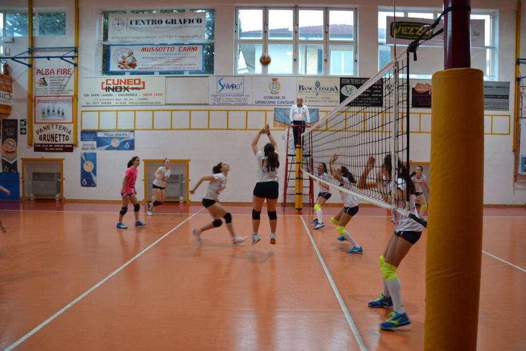 U16: Due squadre fra le prime otto nel campionato provinciale CN-AT